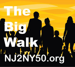 The Big Walk Logo