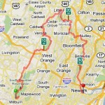 Lenape34 Route