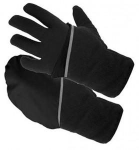 Manzella Men's Hatchback Convertible Gloves